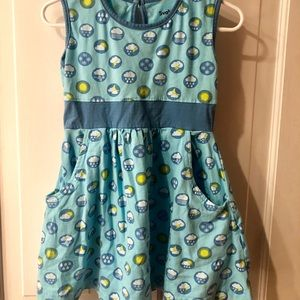 Svaha 4T Weather Dress with Pockets, EUC